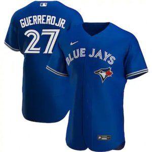 Toronto Blue Jays Vladimir Guerrero Jr. #27 Jersey